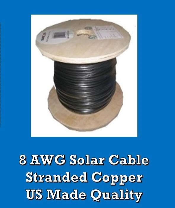 8awg solar cable
