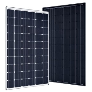 BULK (4+) SOLARWORLD: 285W PV MODULES BAA, 33MM CLEAR FRAME, 60 LARGE-FORMAT CELL MONO, 16A F